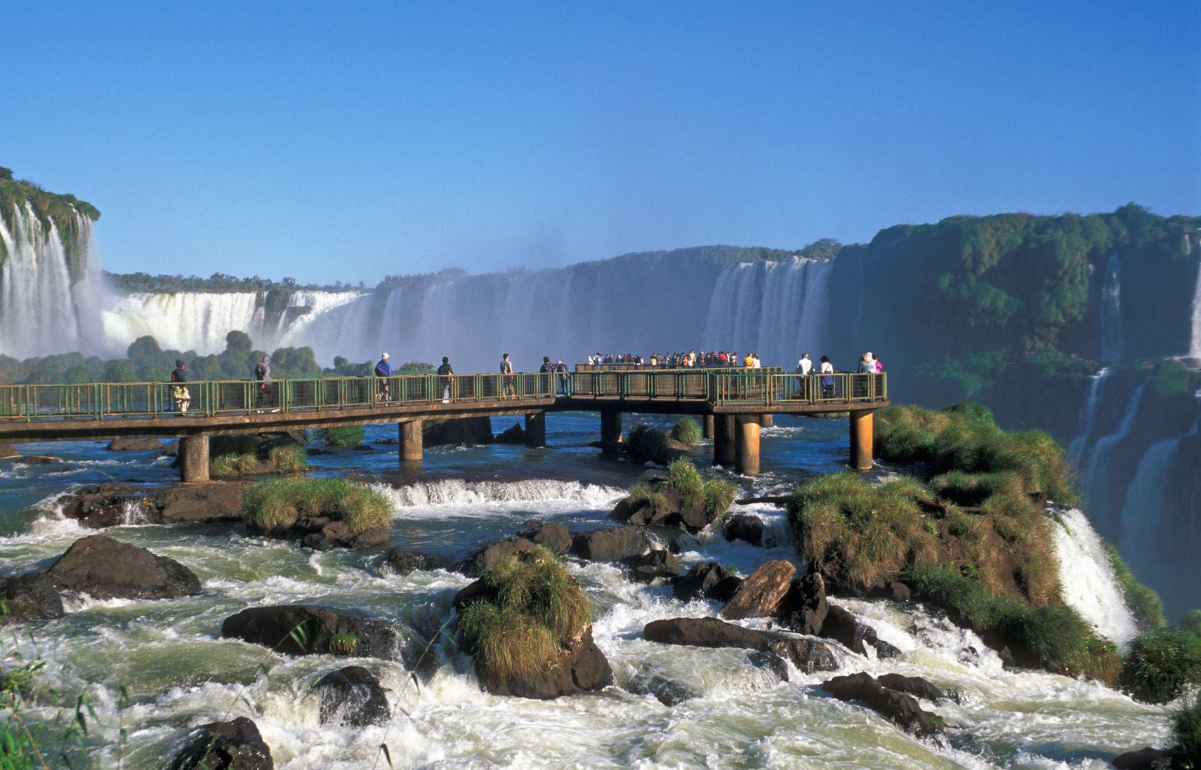 Best of Argentina med vingårder, storbyliv og unike naturoplevelser i Buenos Aires, Iguazu Falls og Mendoza