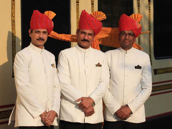 En kongelig togferie: Palace on Wheels i India