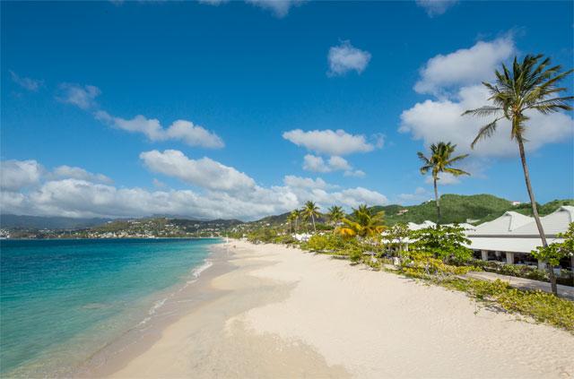 Grenada Spice Island Beach Resort er en ferie i fullkommen harmoni mellom natur og luksus.