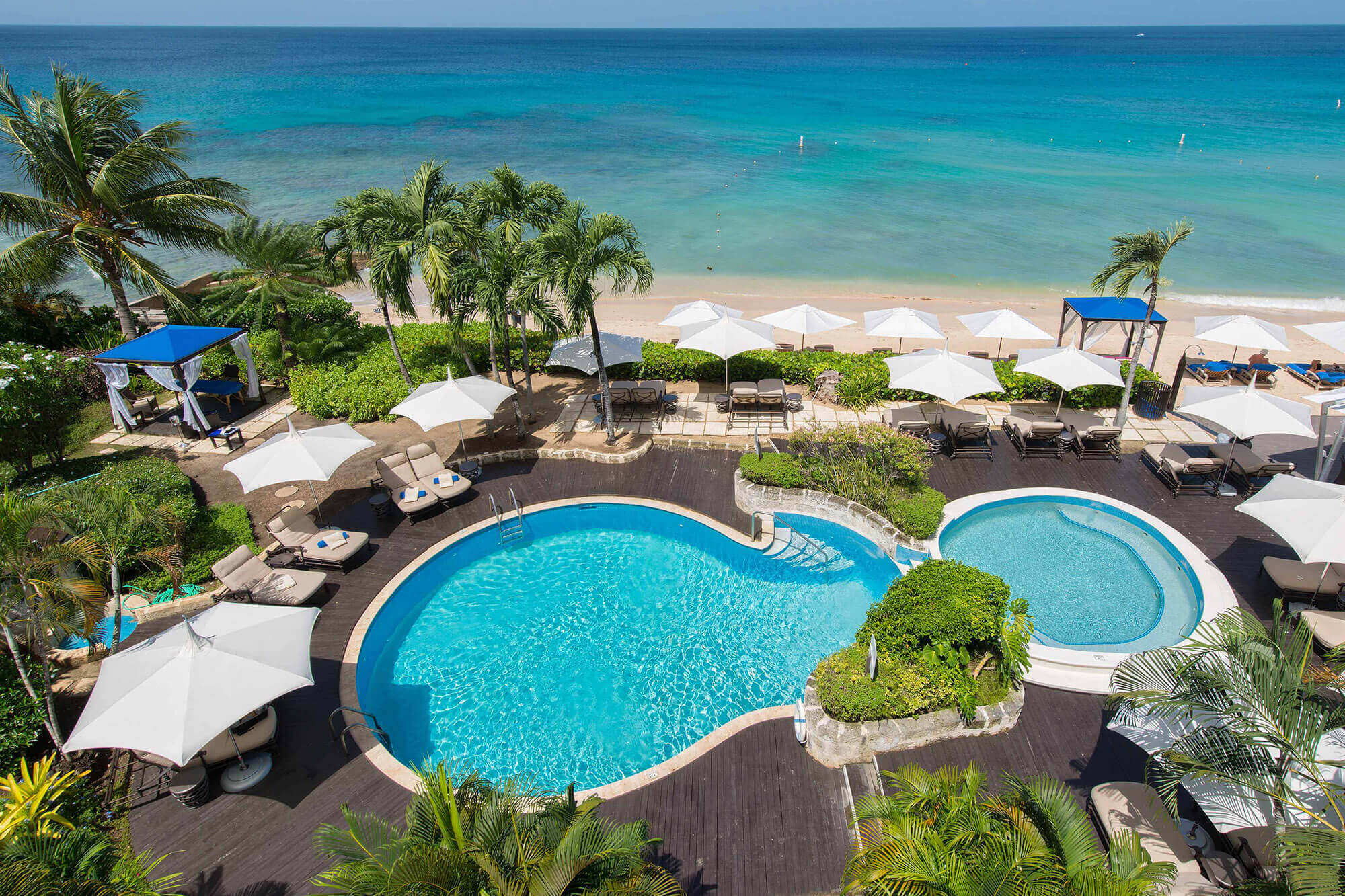 Barbados The House lekkert boutique hotell kun for voksne