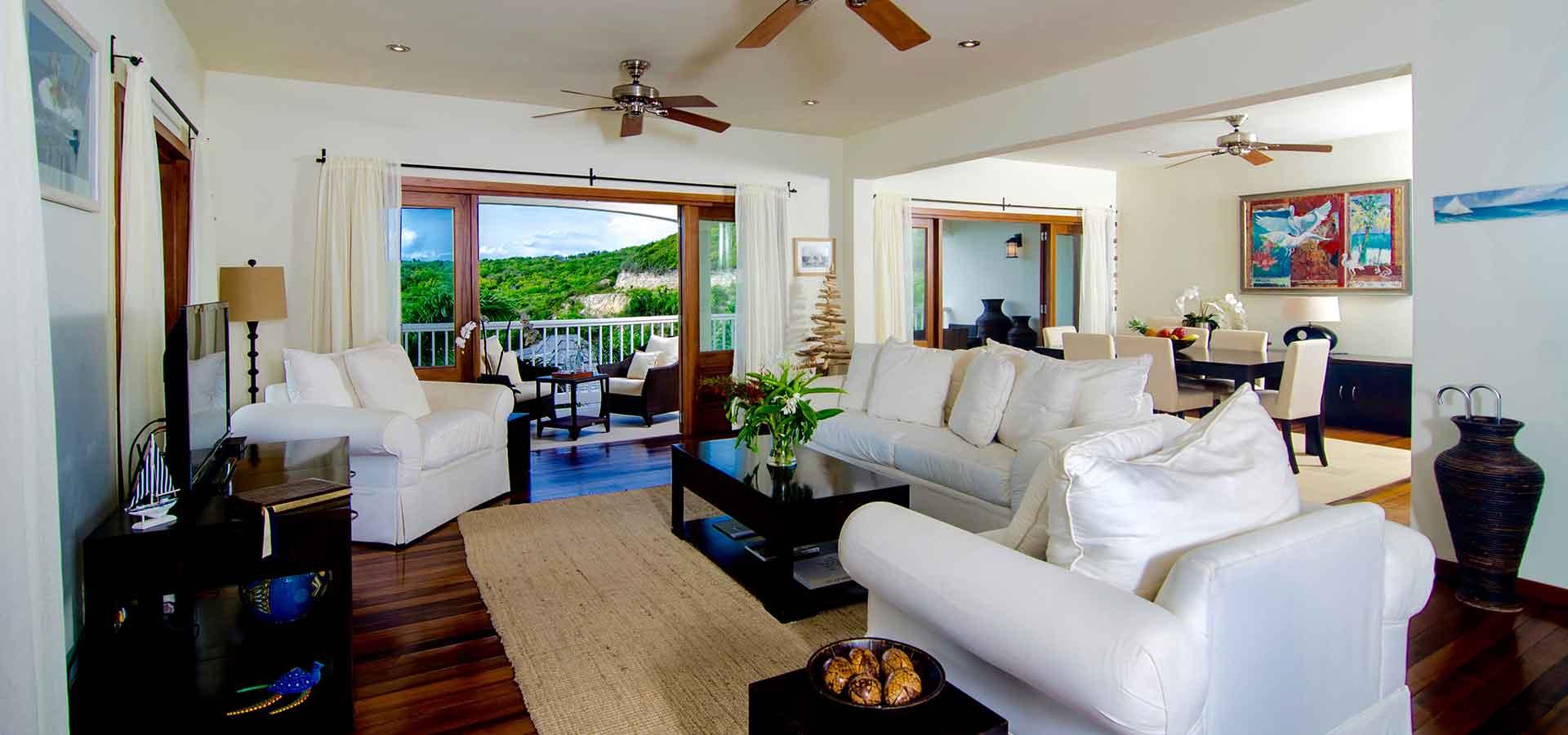 Antigua - Dra til denne bortgjemte bukten og nyt stillhet og ro på Nonsuch Bay Resort.