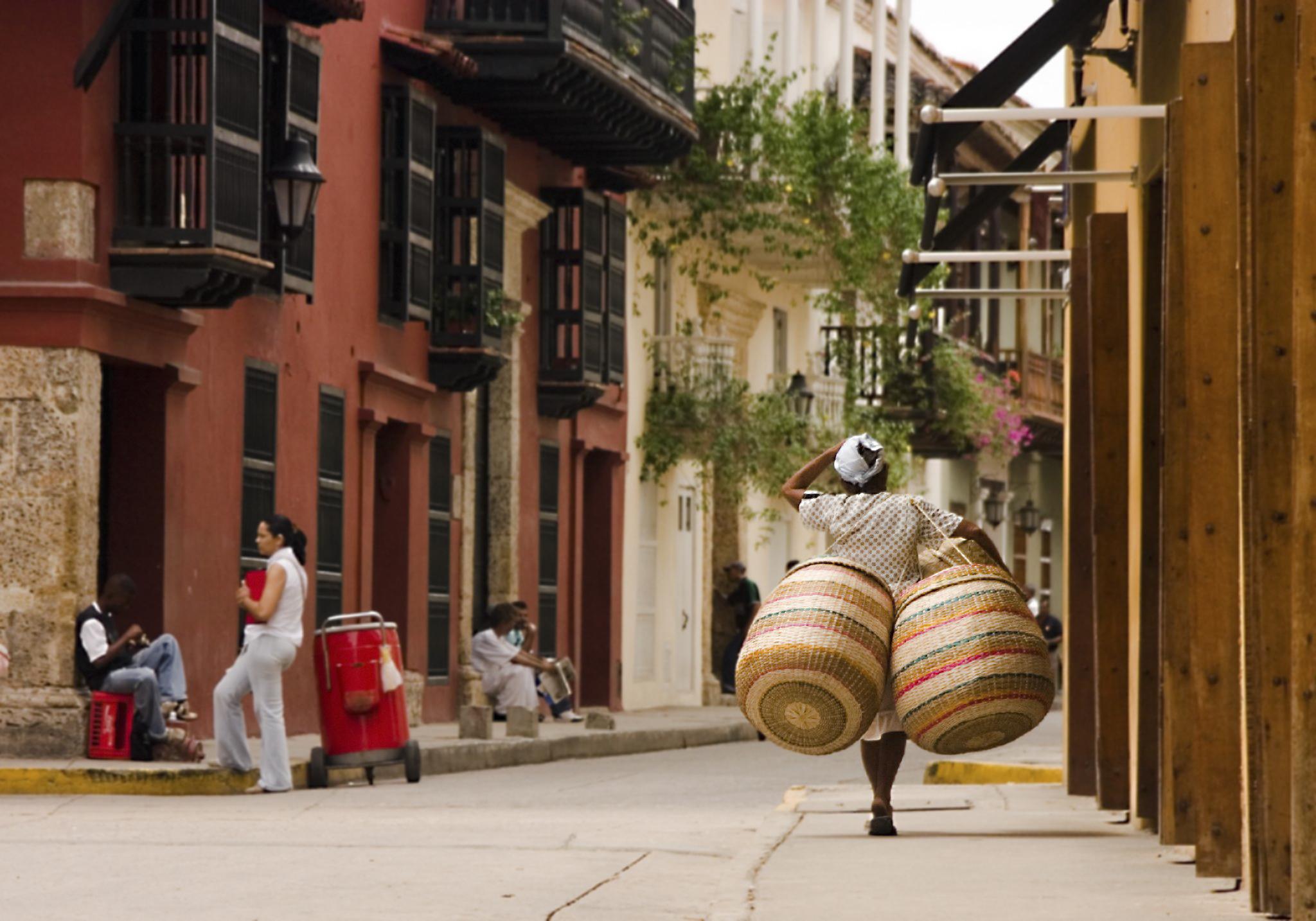 The Best of Colombia med landsbyer, storbyer og naturparadis. Besøk Bogotá og Cartagena og kulturelle skatter med fantastiske naturperler, blant annet Tayrona National Park.