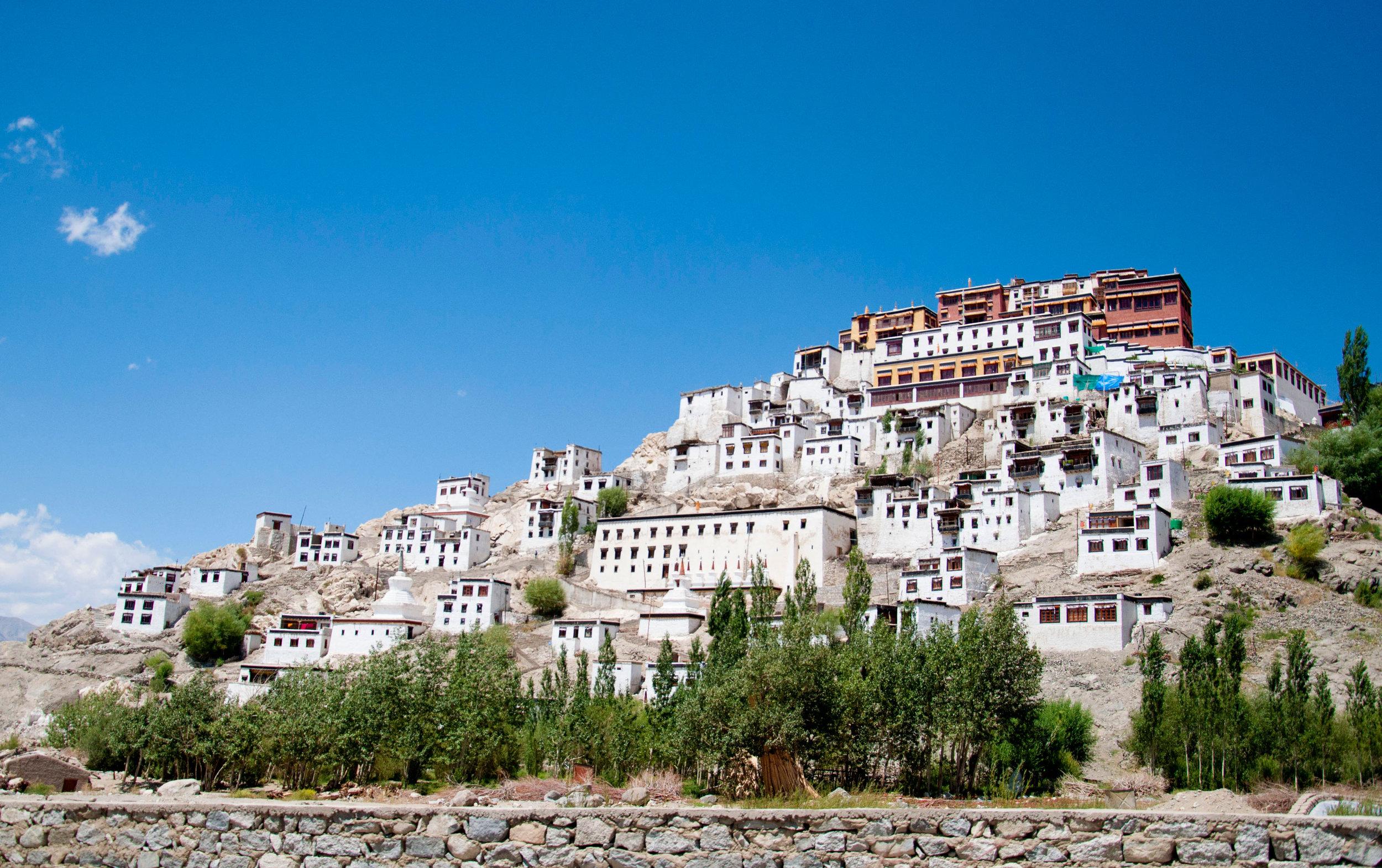 India - livets reise venter i indiske Himalaya og Ladakh