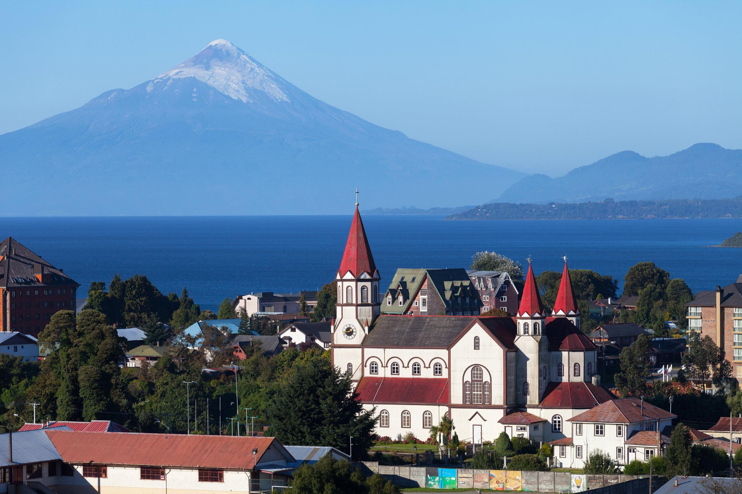 Rundreise i Chile - Et land av kontraster hvor du kan oppleve Osorno-vulkanen, Santiago m.m.