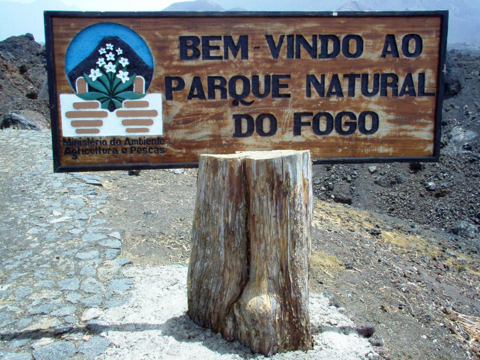 Nasjonalparken på Fogo - Kapp Verde