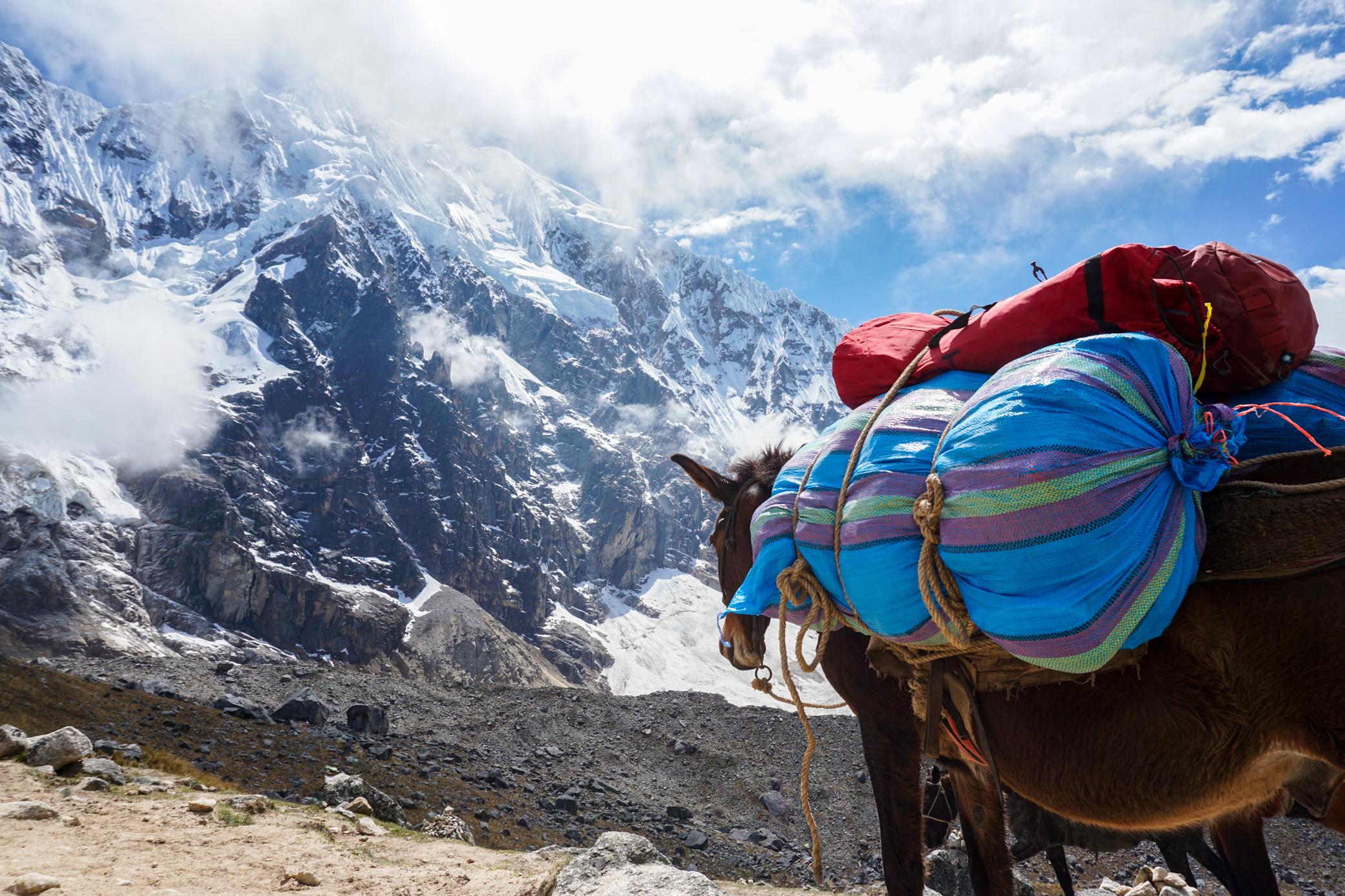 Peru - rundreise med vandring i Salkantay Lima, Machu Picchu, Cuzco, Aguas Calientes, Puno og Titicacasjøen