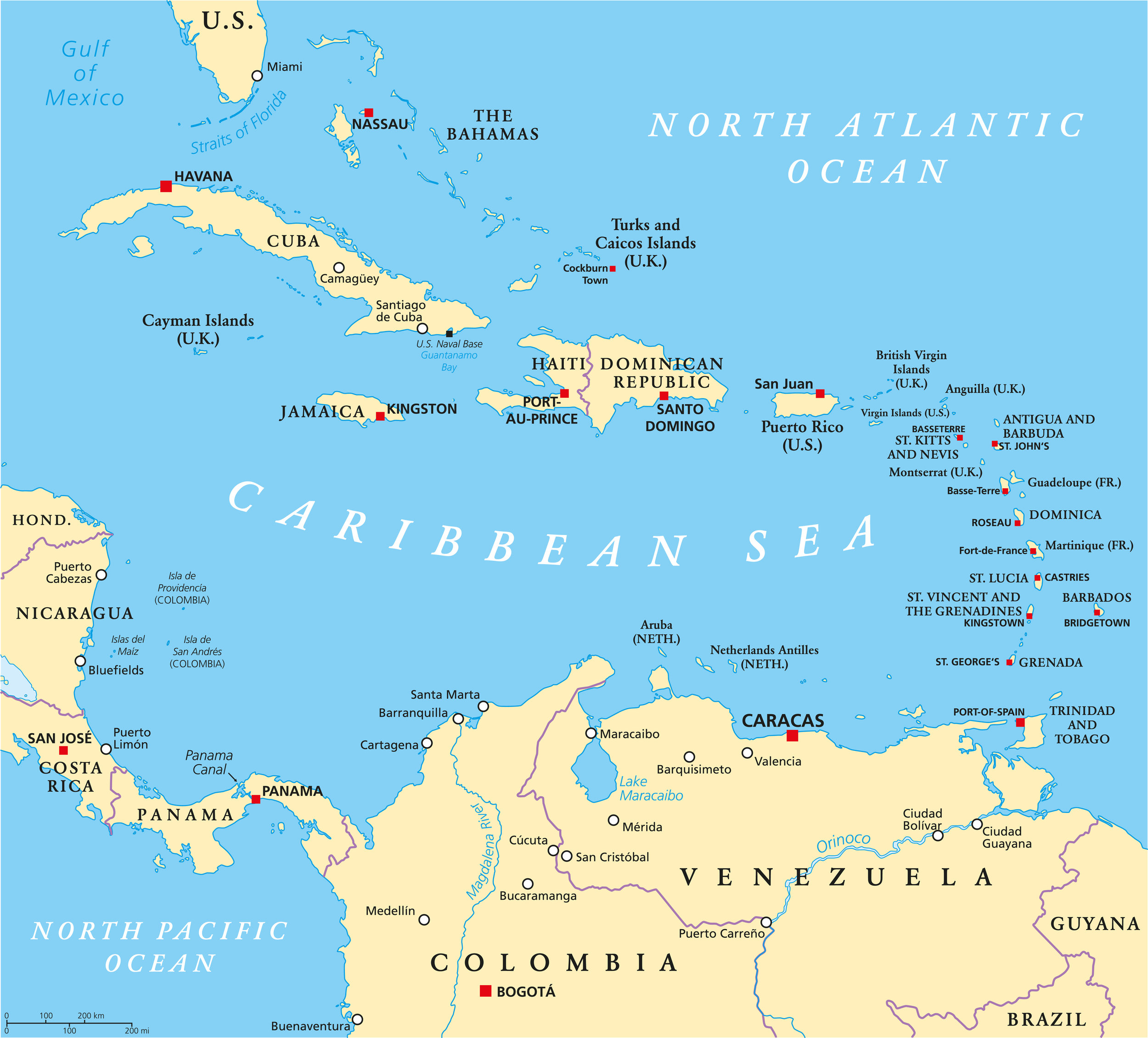 Oyhopping I Karibien Espnes No