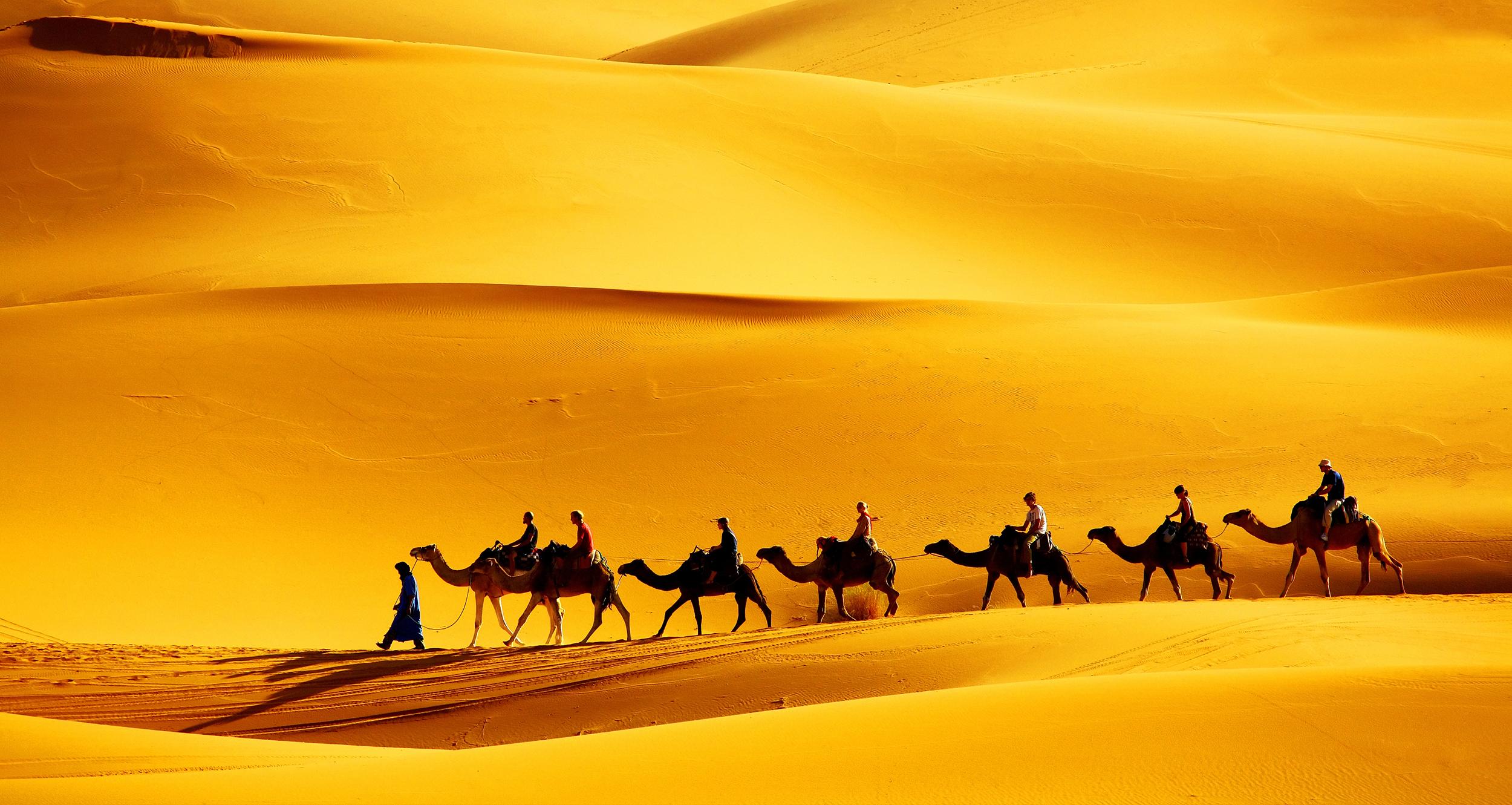 Fra overdådig luksus til autentisk enkelhet... en ferie i Oman er som å vandre inn i 1001 natt.