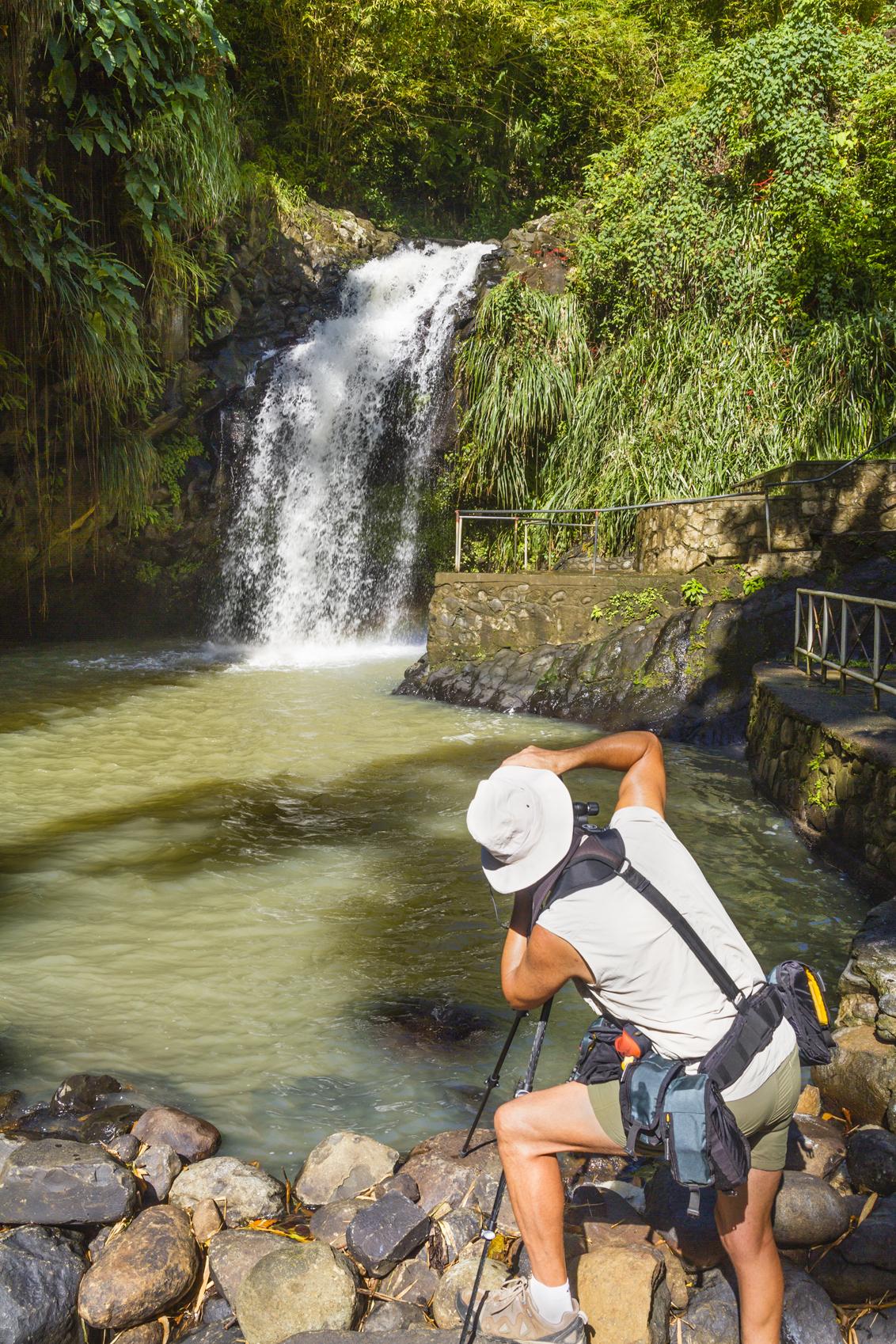 Regnskog, lyden av døsige bølger, deilige strender... la oss vise deg Grenada