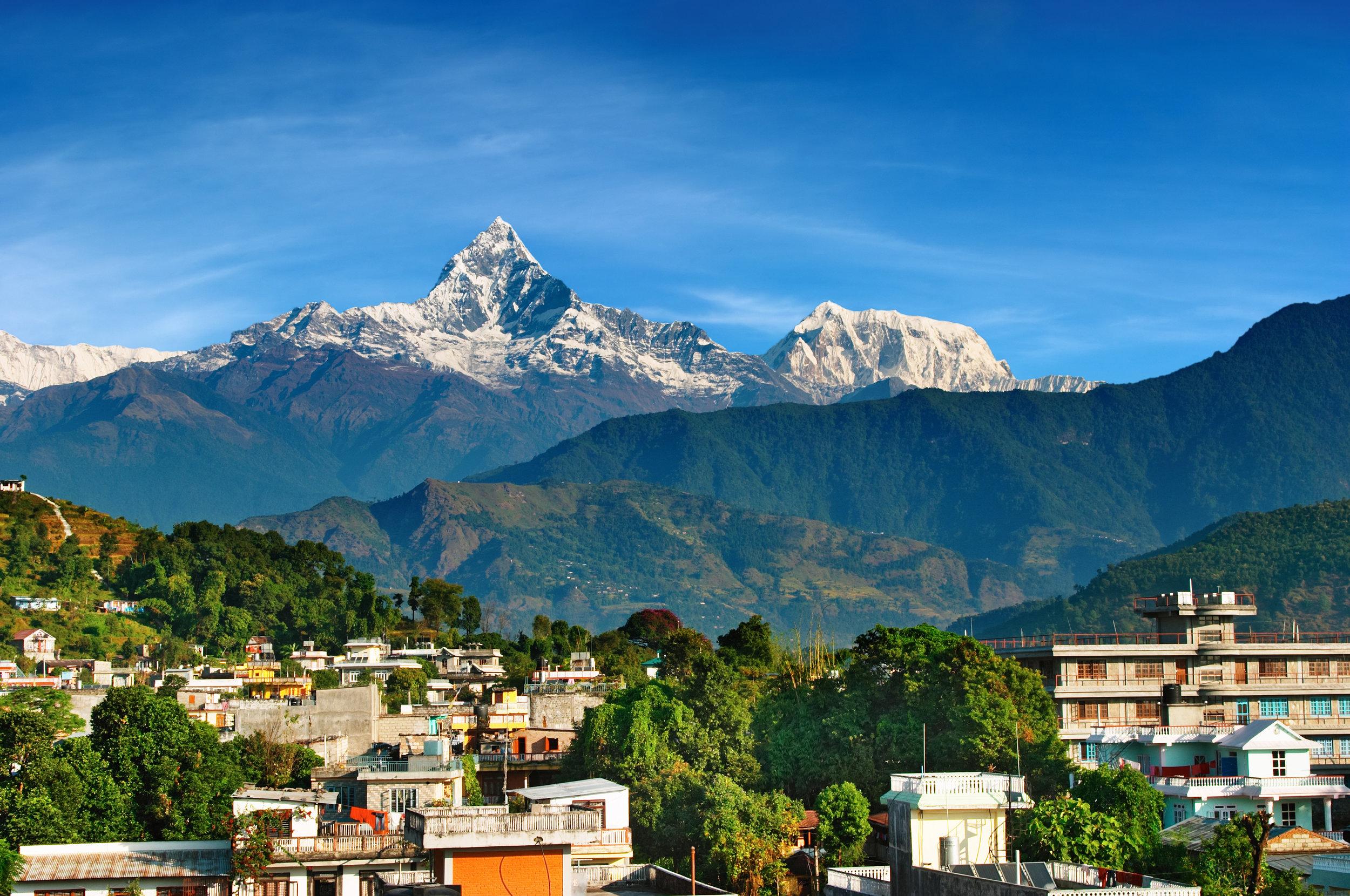 Opplev vandring i Nepal