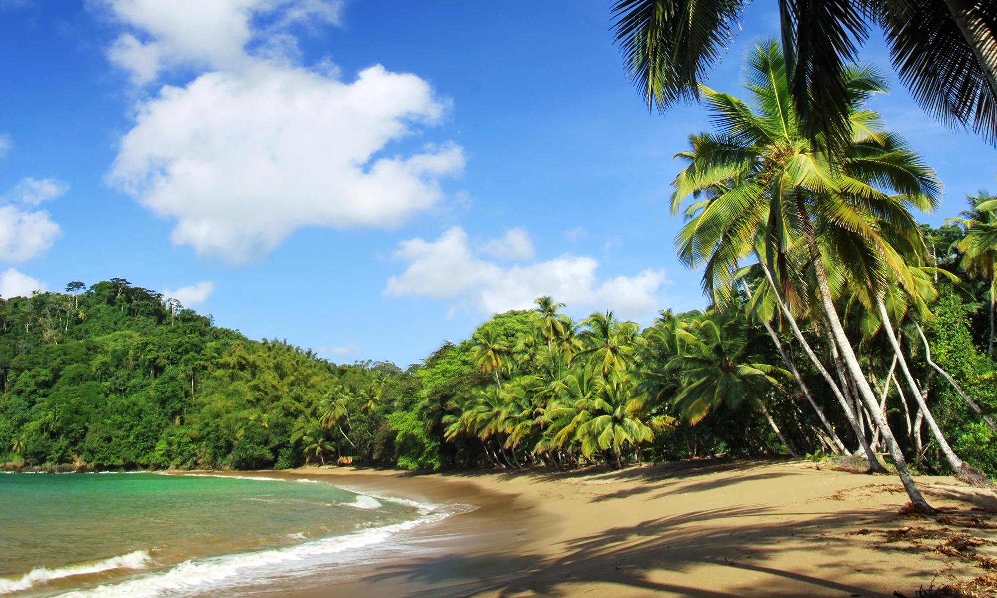 Strandferie på Tobago og Trinidad