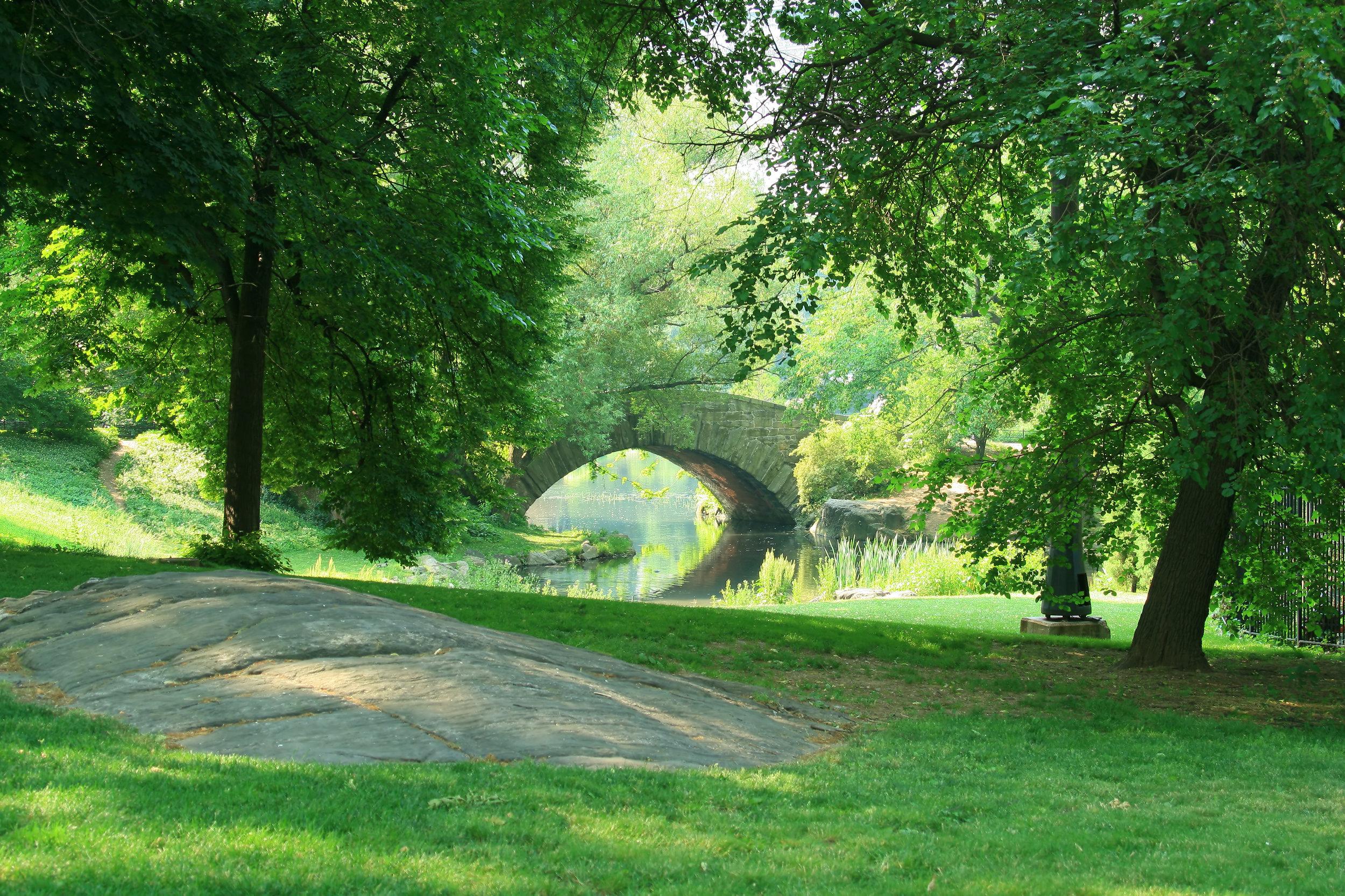 Man må oppleve Central Park!