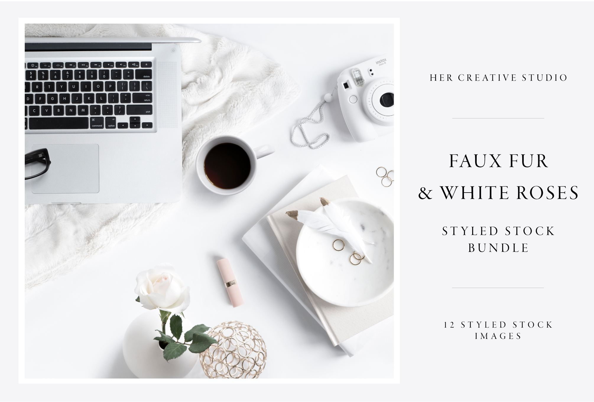 Styled Stock Imagery By Her Creative Studio