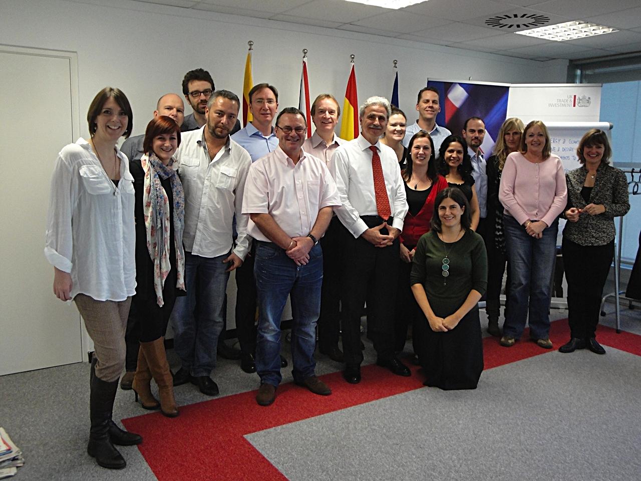 British Embassy in Spain
