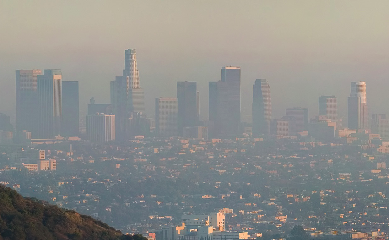 ENDING A SMOG POLLUTION TRADING SCHEME IN SOCAL