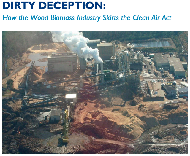 """April 26, 2018, Environmental Integrity Project:   Report Finds Rapidly Growing """"Green"""" Energy Industry Releases Dangerous Air Pollution"""
