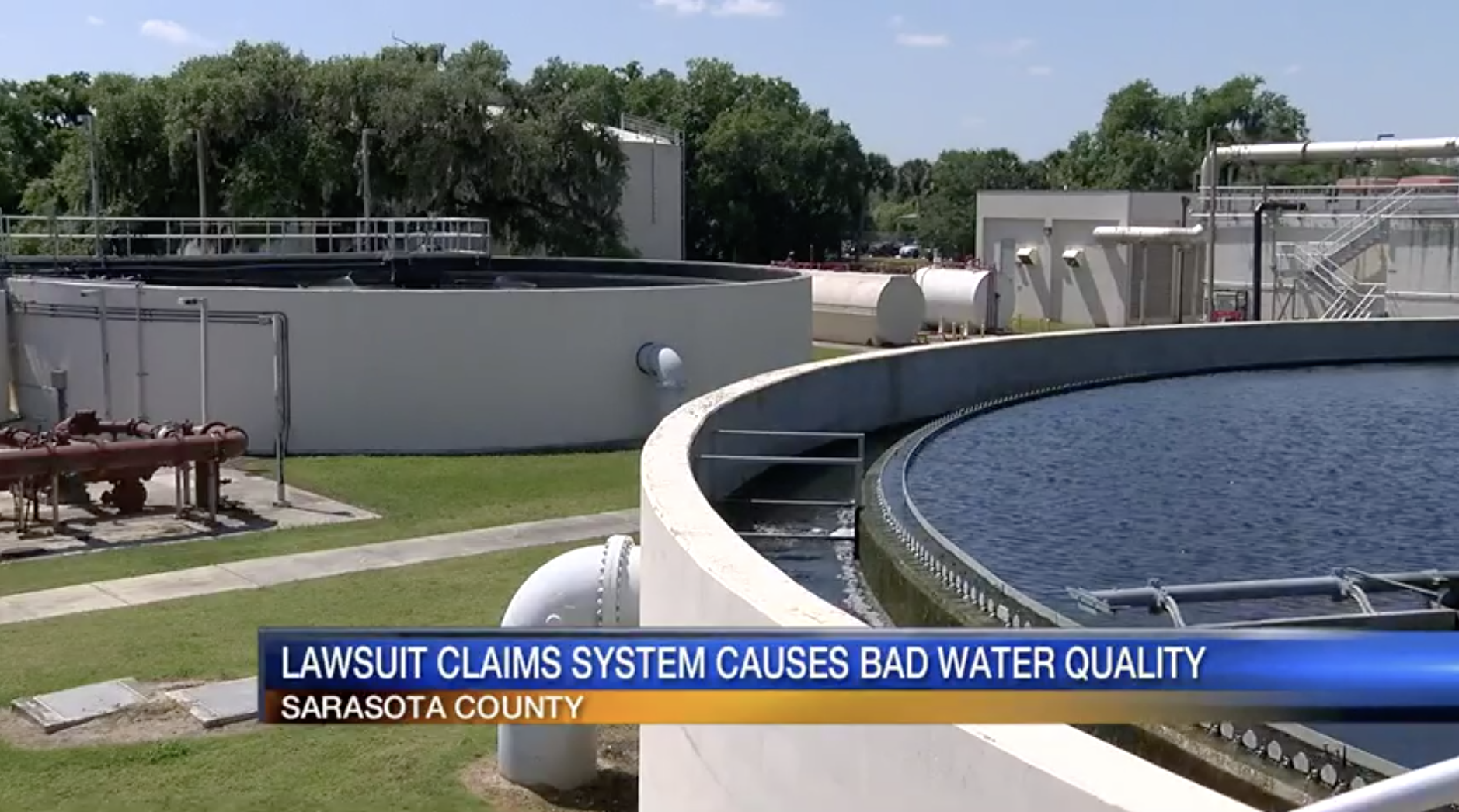 """April 2019:   Sarasota County Facing Lawsuit After Environmental Groups Claim Faulty Systems Are Polluting Suncoast Waterways   SunCoast Waterkeeper, Our Children's Earth Foundation and Ecological Rights Foundation filed a suit Monday in the U.S. District Court in Tampa. The groups claim a faulty storm sewer system is polluting our waters and violating the Clean Water Act of Florida.  With the amazing beach weather we've been having lately, it's easy to forget how bad conditions were just a few months ago. These groups say although they know the county did not cause the red tide, they claim there's proof that they didn't help get rid of it. Now, people are actively trying to figure out why it lingered here for so long.  […]  Environmental groups now saying one of the significant pollutants is coming from the county's sewer system – specifically from their Bee Ridge Facility – where millions of gallons of wastewater were dumped into the gulf.  """"We realize that it's a complex system and that there's a lot of causes for water pollution, but it's the basic job of county and local government to protect humans from raw sewage and protect the environment from discharges into our creeks and our water systems that end up in the bay,"""" Environmental Lawyer, Justin Bloom, who is the founder of Suncoast Water Keepers, explained.  In the lawsuit, the groups claim that over the course of many years, Sarasota County has failed to maintain its sewage system. It says the infrastructure is aging and gets inundated very quickly, so not only is raw sewage spilling, but storm water as well, has been dumping into our waterways - way more often than it should.   Read more here."""