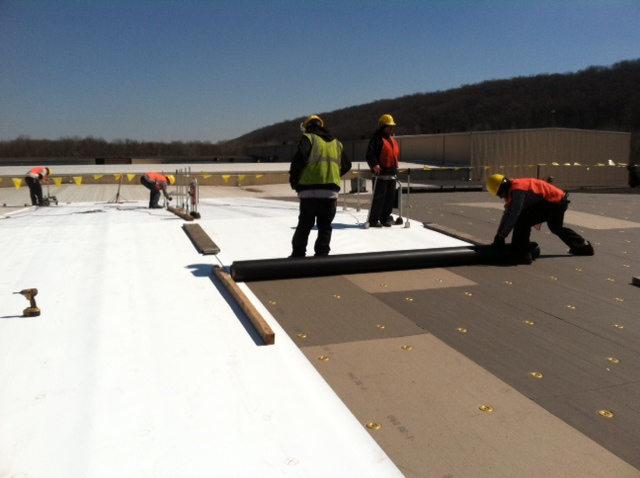Roof Replacement - Commercial & Residential — Ballman Roofing & Coating