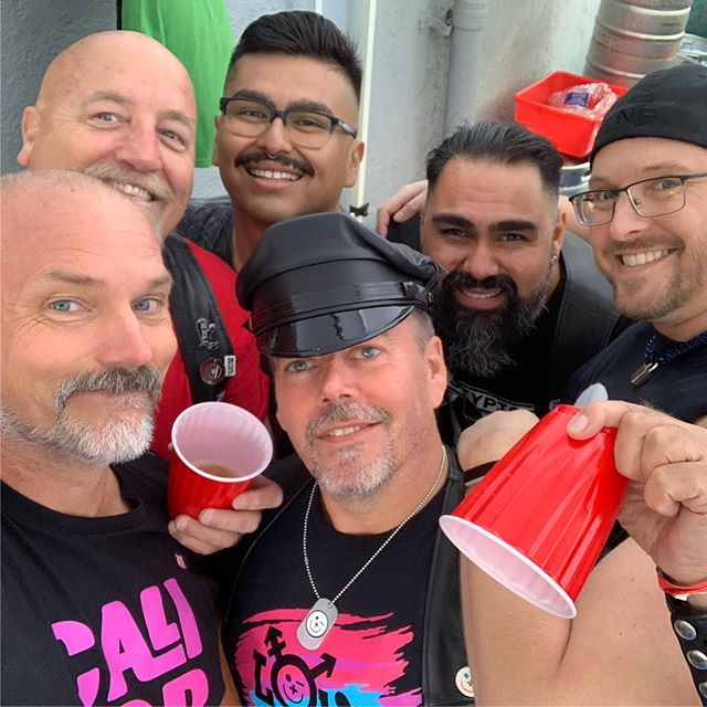 26 kegs tapped and poured. All tips donated to charity!  @larkinstreetyouth and Team Friendly Bay Area.  Lots of help from @pup_amp @bluebaileyxxx @markjeddy @davewattever @d_konja  Thank you @mrsleather for the opportunity!  @folsomstreetevents #folsomblockparty