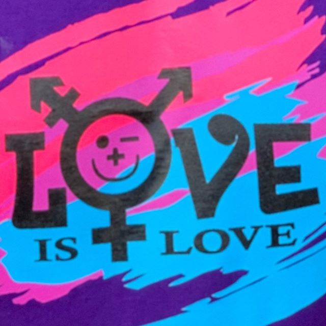 Happy Nationally Coming Out Day.  A day to remind us that coming out as who you are happens every day, your entire life.  Remember too that it's happening every day for everyone else.  Listen and be kind. Share and be understanding. #loveislove
