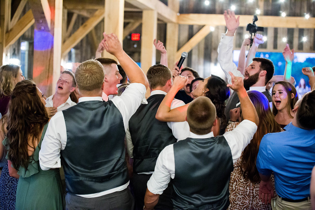 HOW IMPORTANT IS THE ENTERTAINMENT AT A WEDDING? -