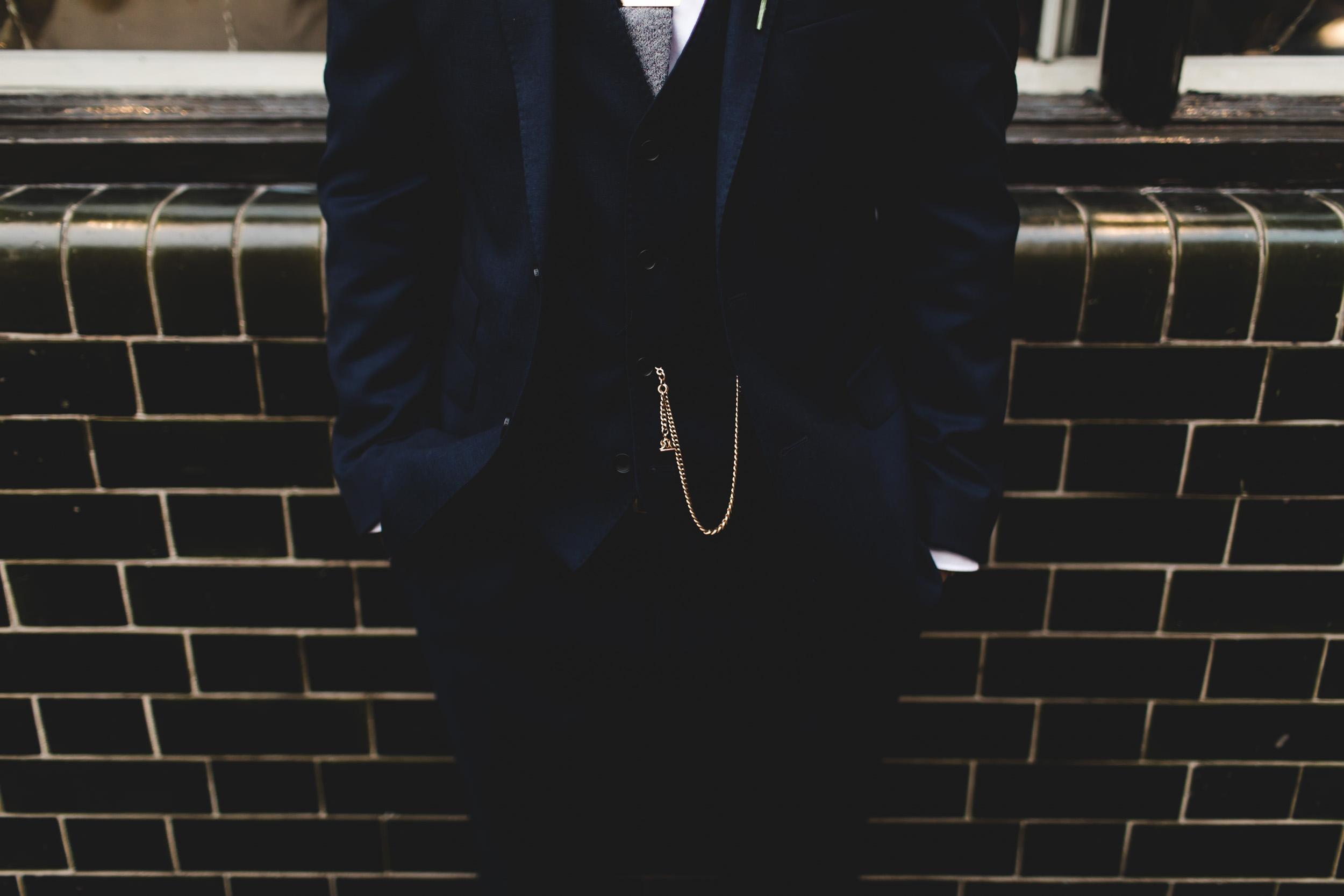 groom pocket watch london