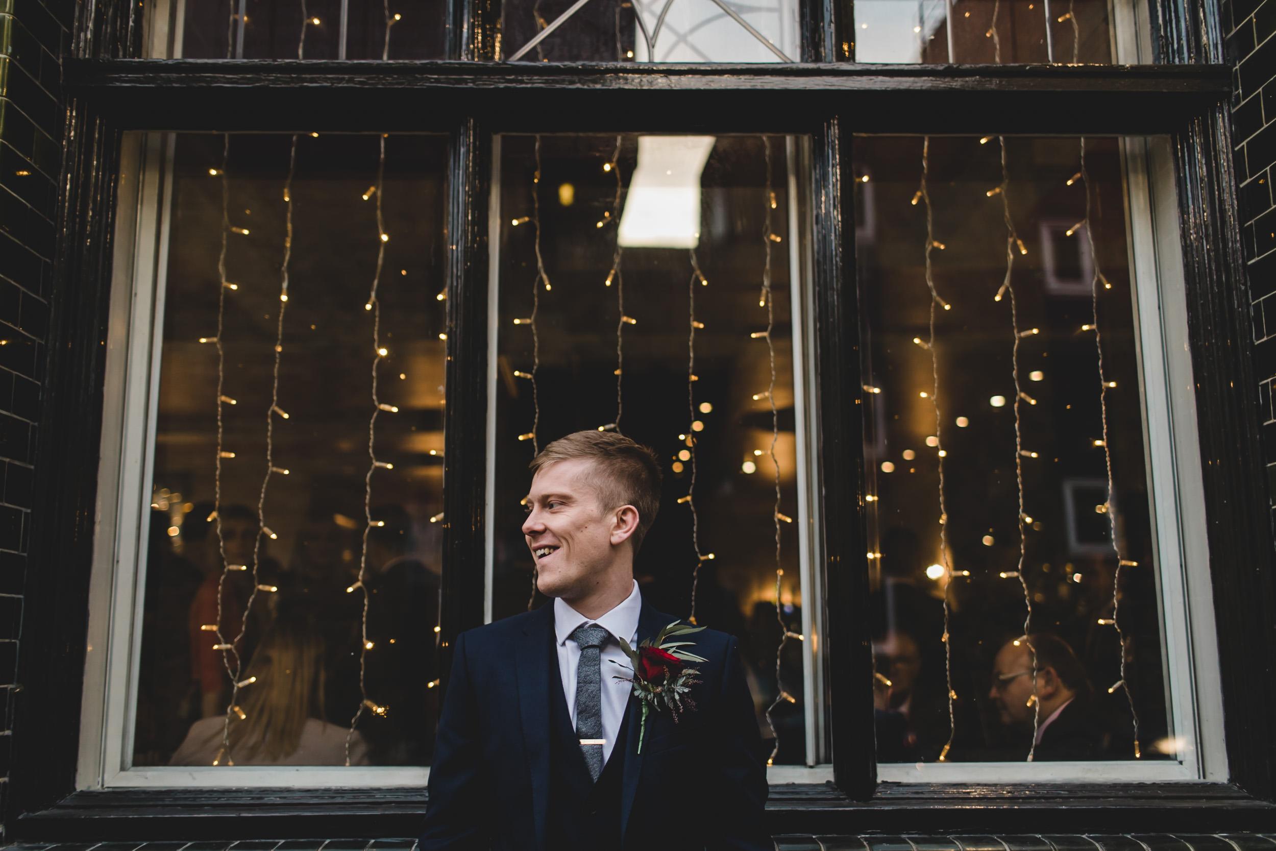 groom portrait easton pub london
