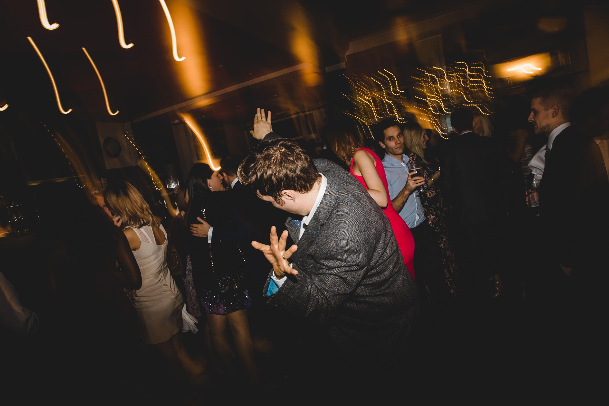 dancing in easton pub london