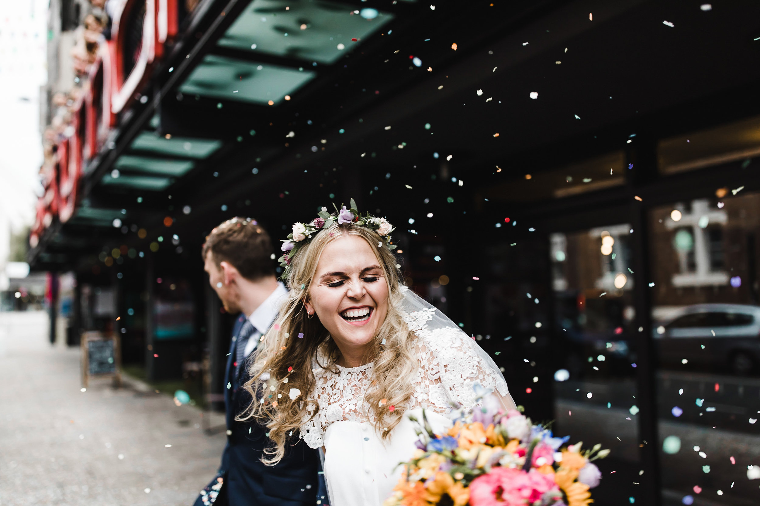 Everyman Theatre wedding Liverpool