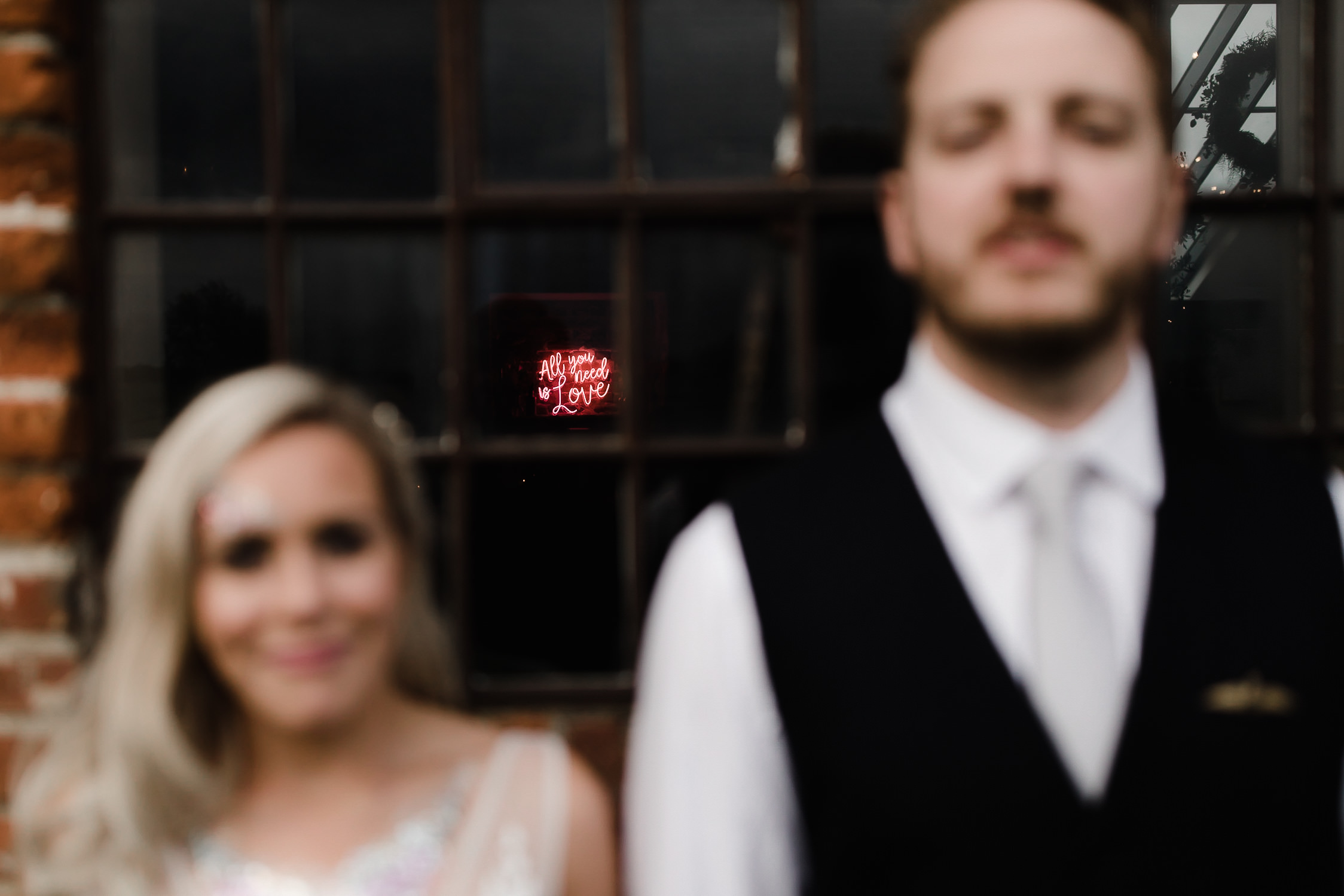 Godwick Hall wedding