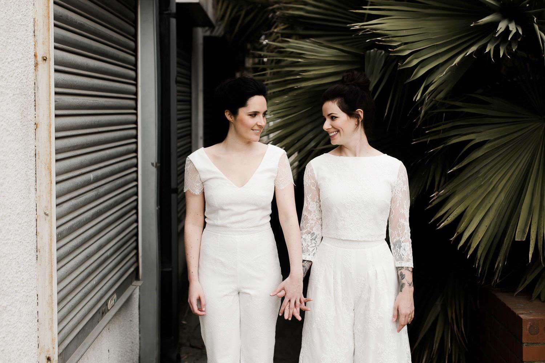 Spring Somerset House wedding London