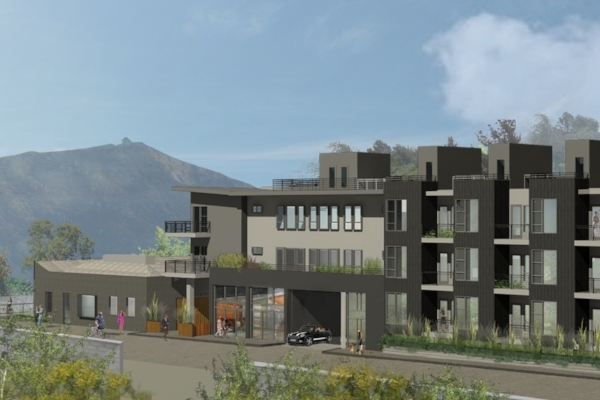 Rendering courtesy of Lean Architecture, design by KFA