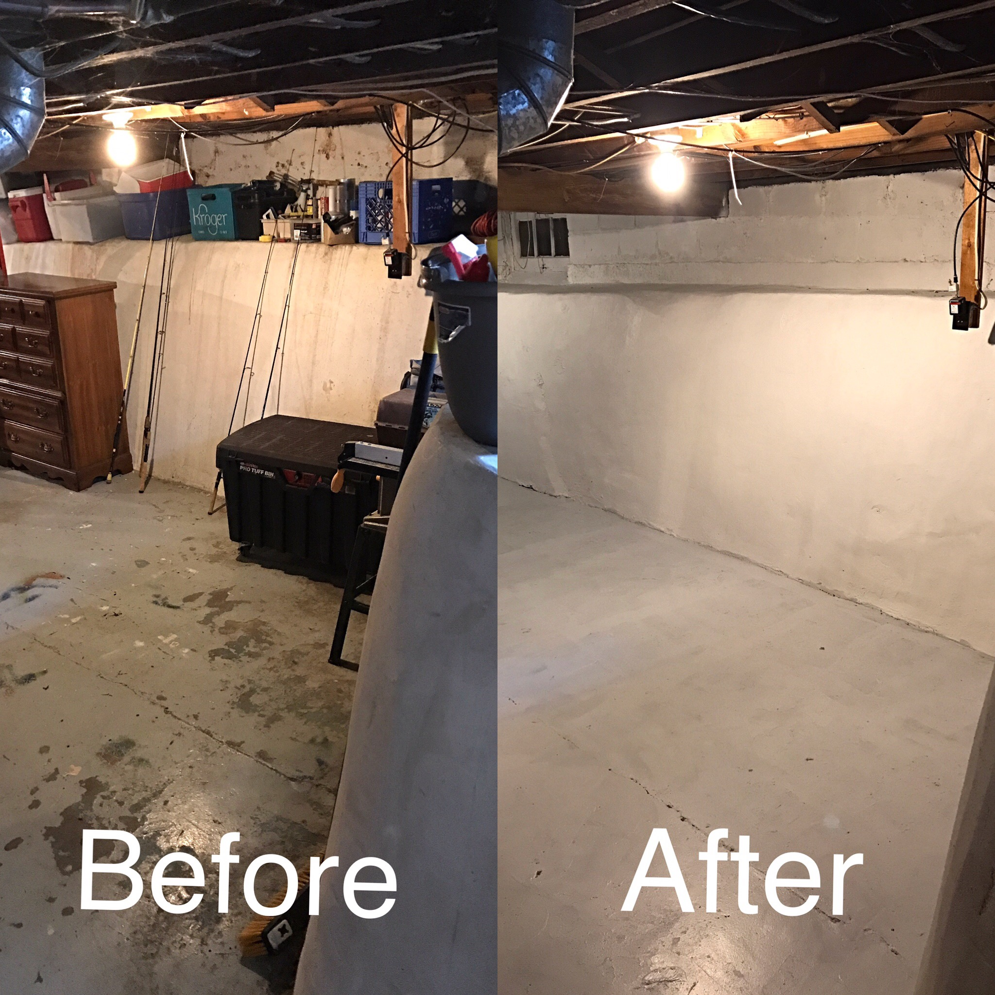 Click image to see more photos from my Basement projects.