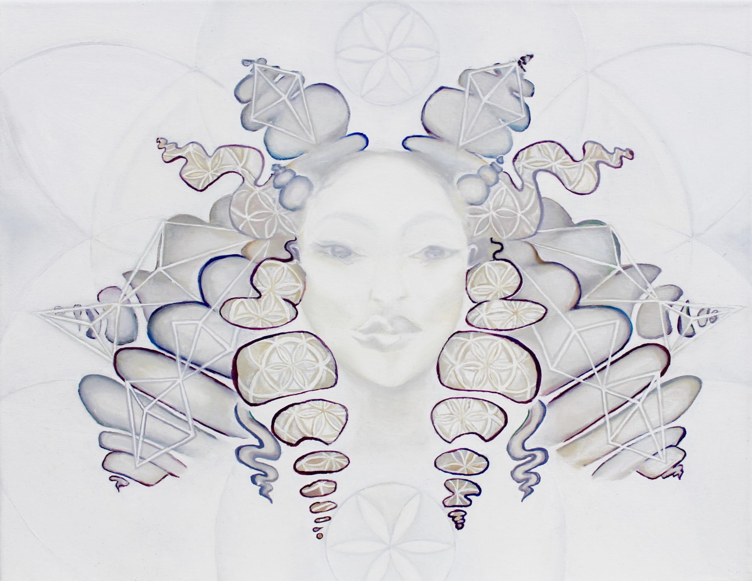 Sacred Geometry Hair Matrix