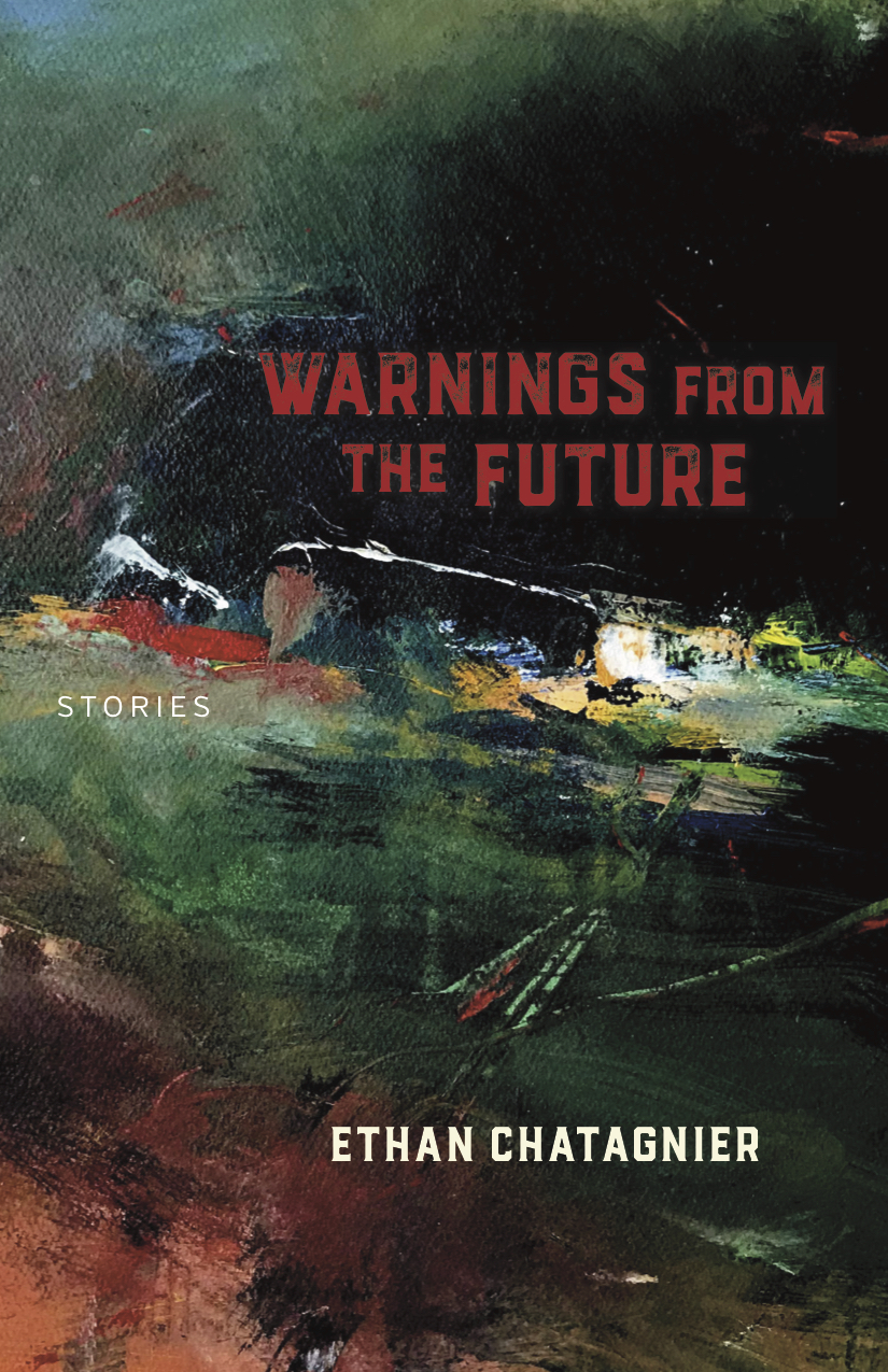 "- ""I seldom get this excited about a new collection of stories. Ethan Chatagnier has written a superb book, and I admired every one of these. They are inventive, gripping and surprising. He knows his characters inside out, and by the end of each story, you will too."" — Steve Yarbrough, author of The Unmade World"