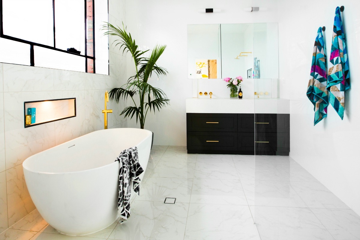 BATHROOM DETAILING   When was the last time you scrubbed the grout or cleaned out the drain pipe? Contact us to discuss how we detail clean your bathroom.