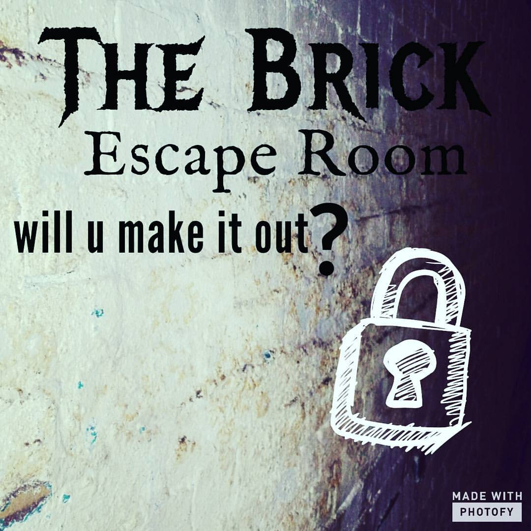 The Brick Escape Room in downtown McArthur