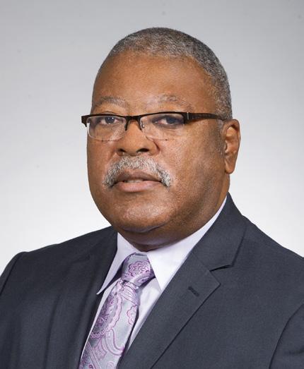 Dr. Reginald Taylor
