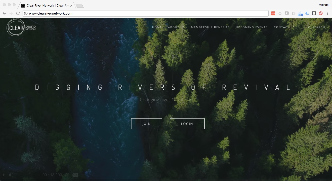 Clear River Network  -  clearrivernetwork.com/