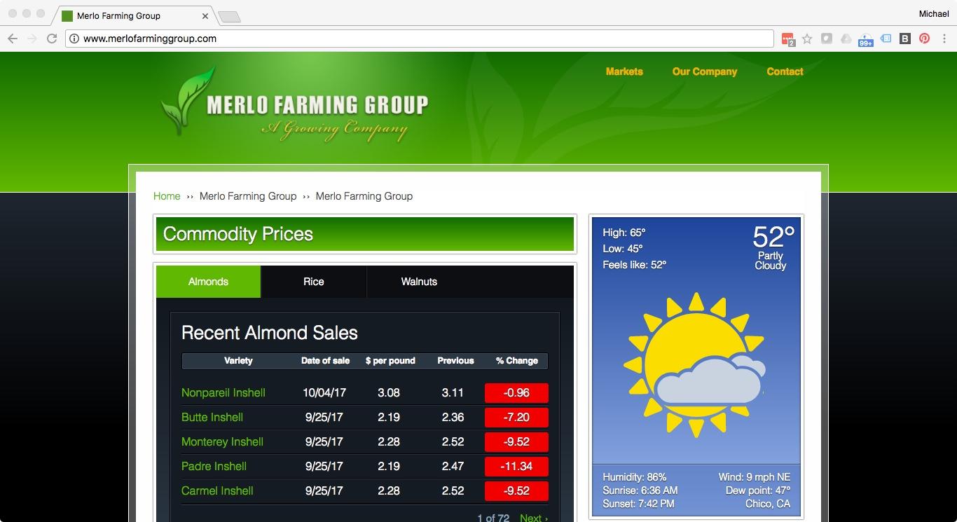 Merlo Farming Group  - merlofarminggroup.com