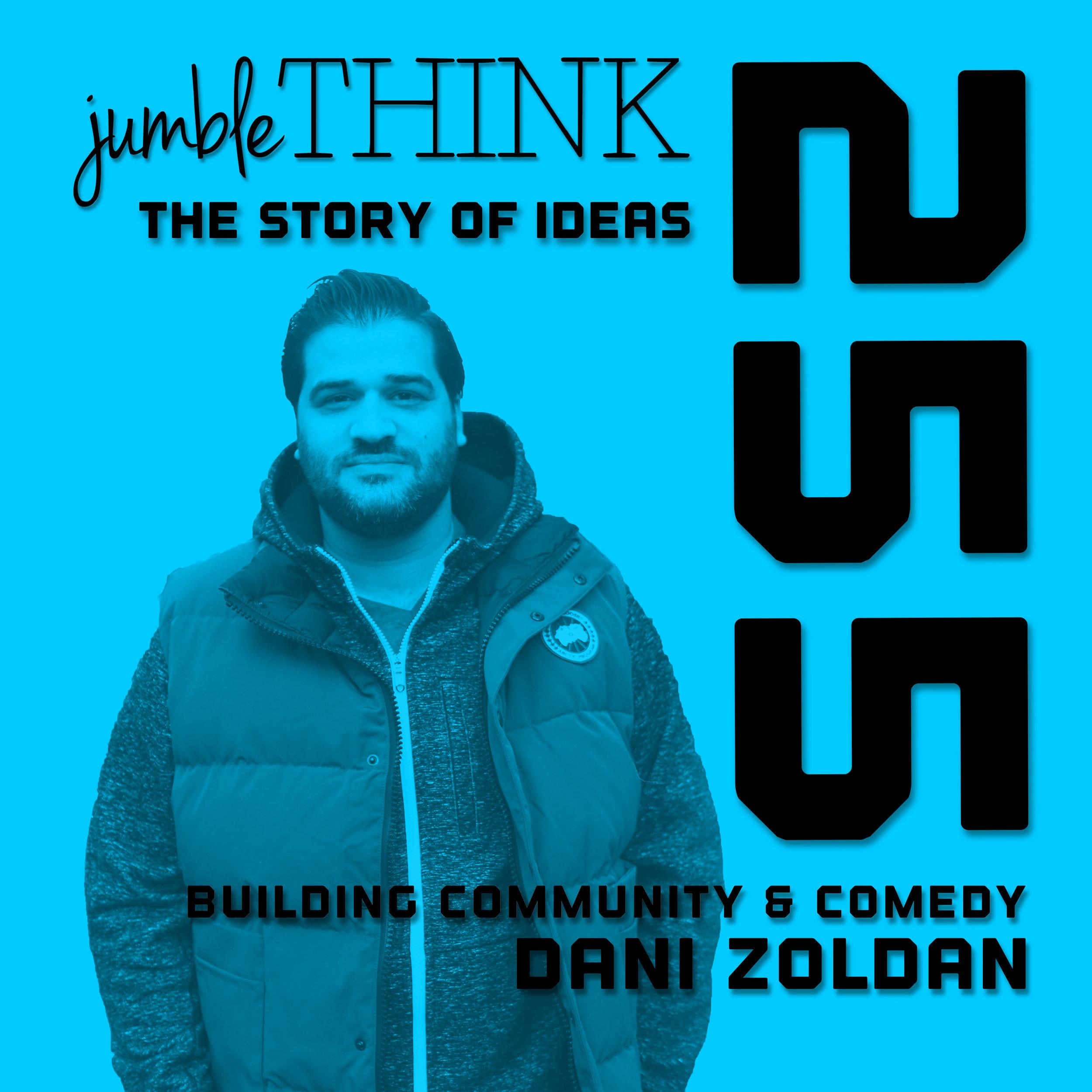 Building Community & Comedy