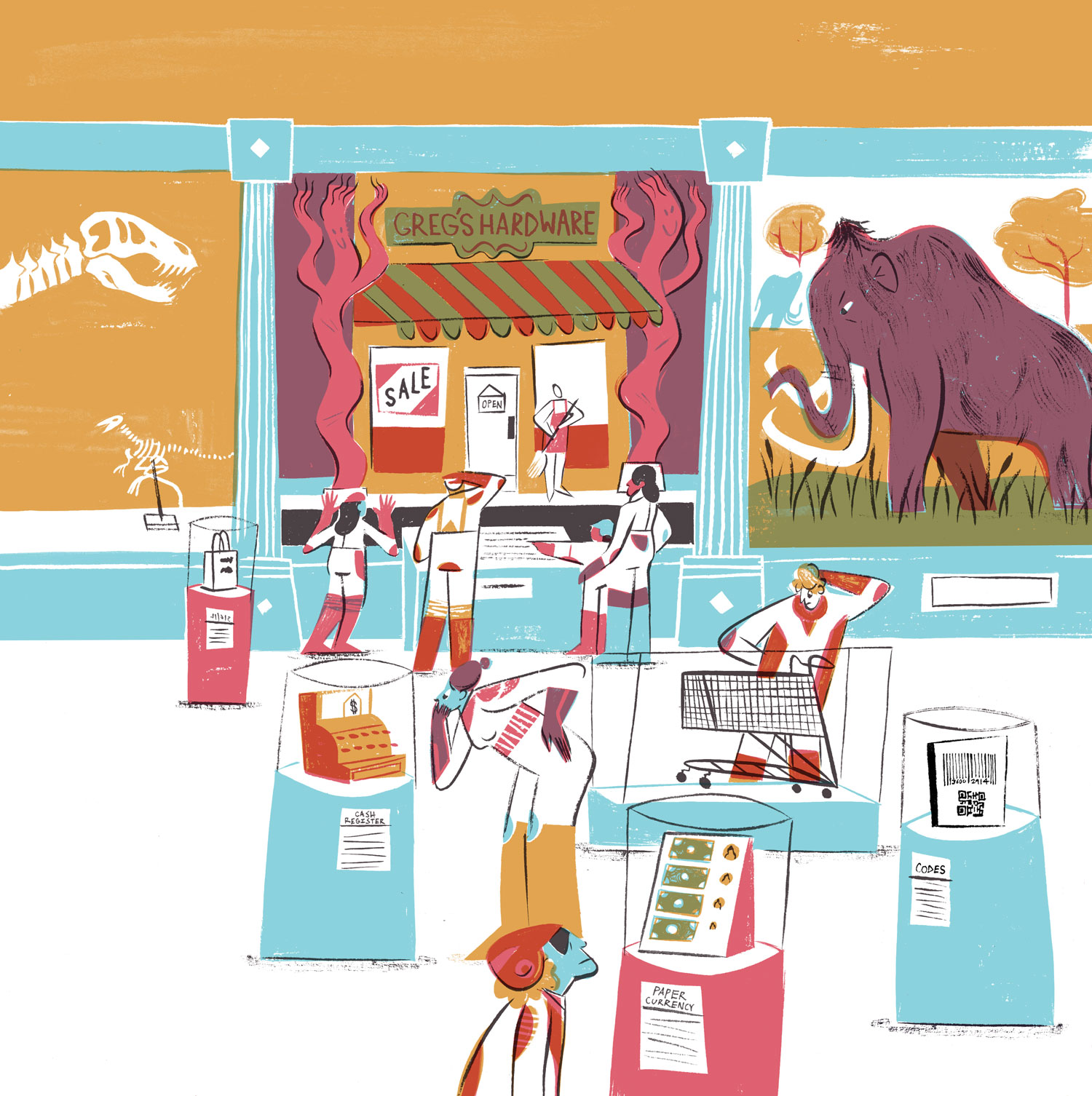 Beyond Brick and Mortar - San Francisco State Magazine An article about the future of Retail