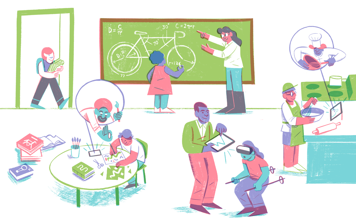 NPR  The Future Of Learning? Well, It's Personal