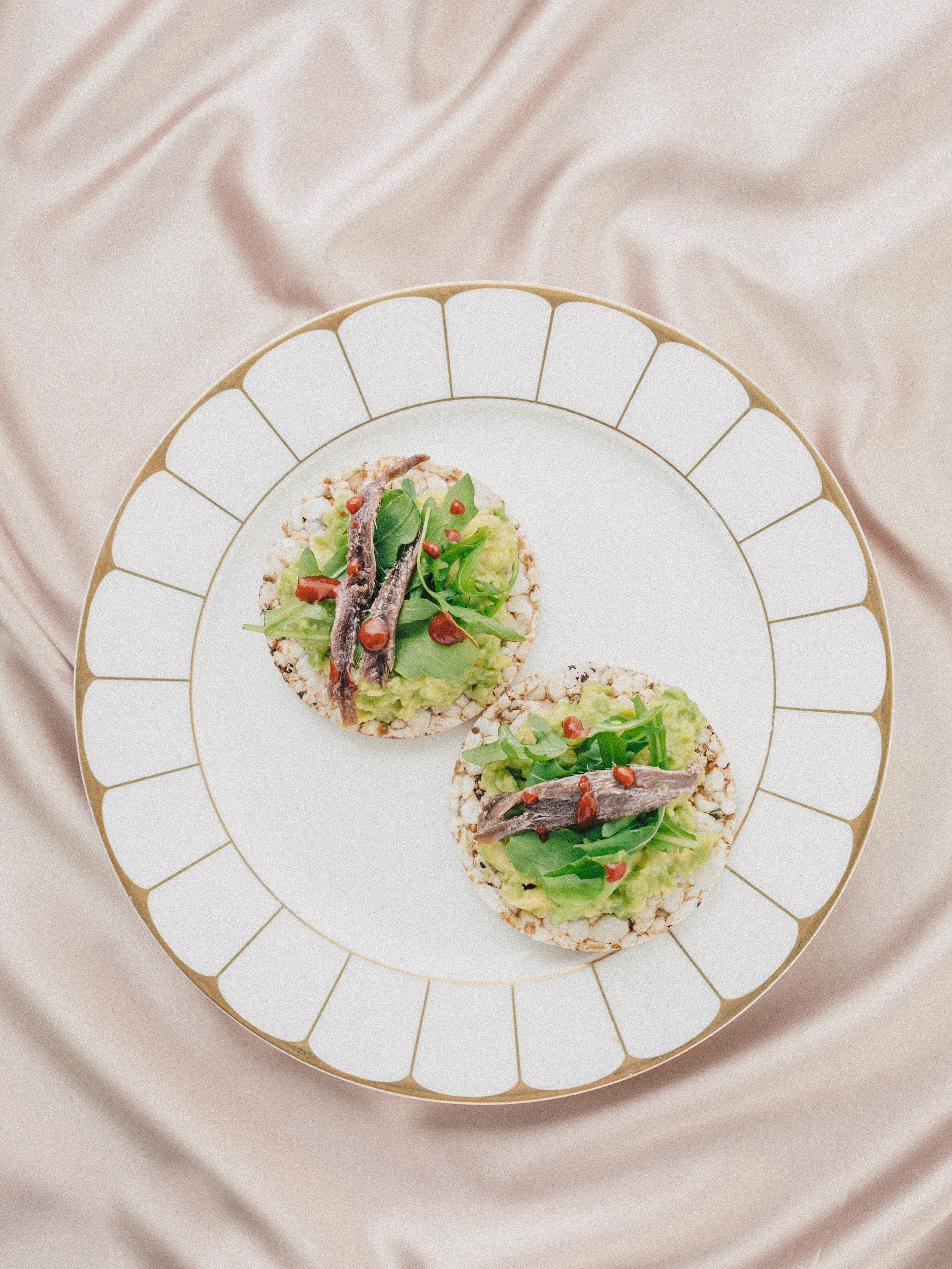 Avocado Rice Crackers with Anchovies.jpg