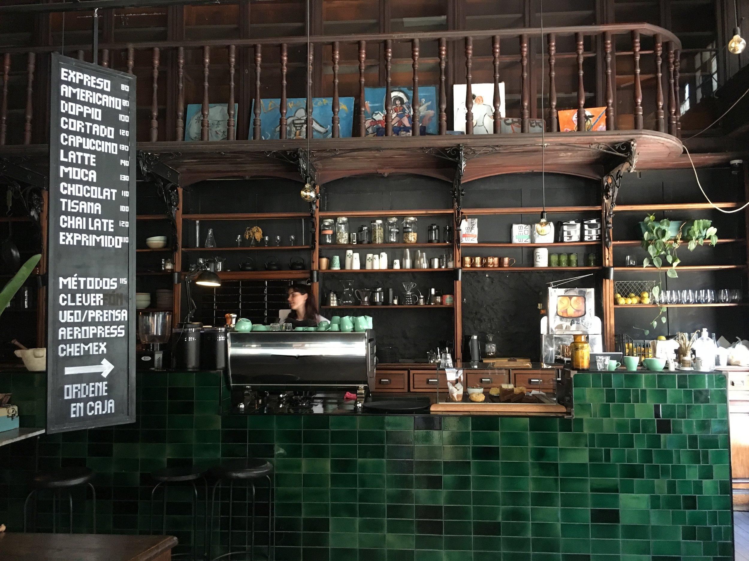 La Farmacia Cafe, Montevideo