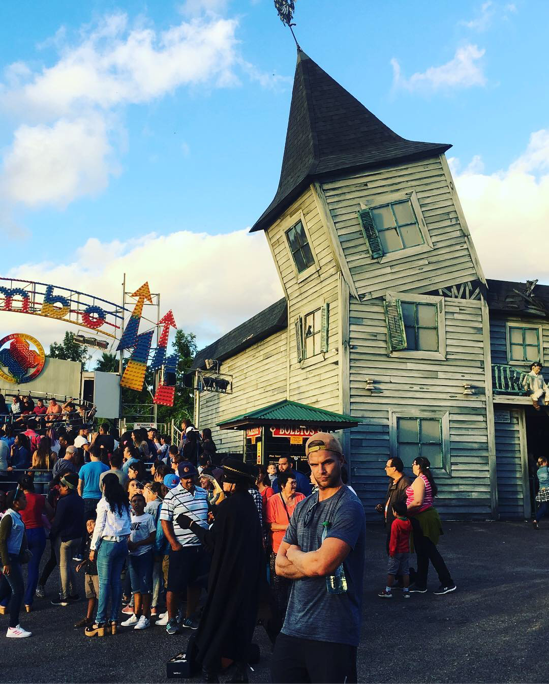 Parque Rodo - amusement/theme park in Montevideo