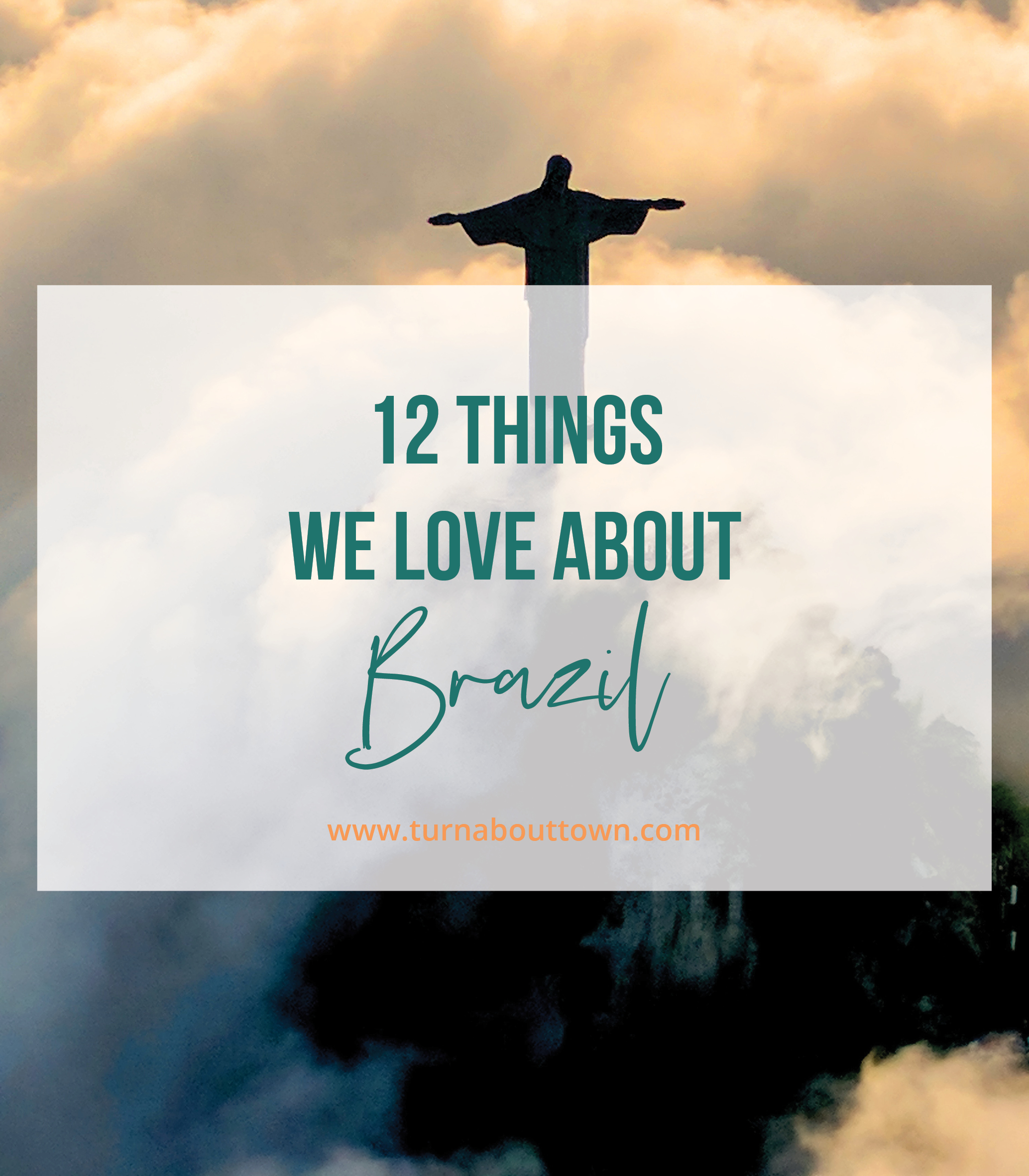 Twelve things we love about travelling Brazil
