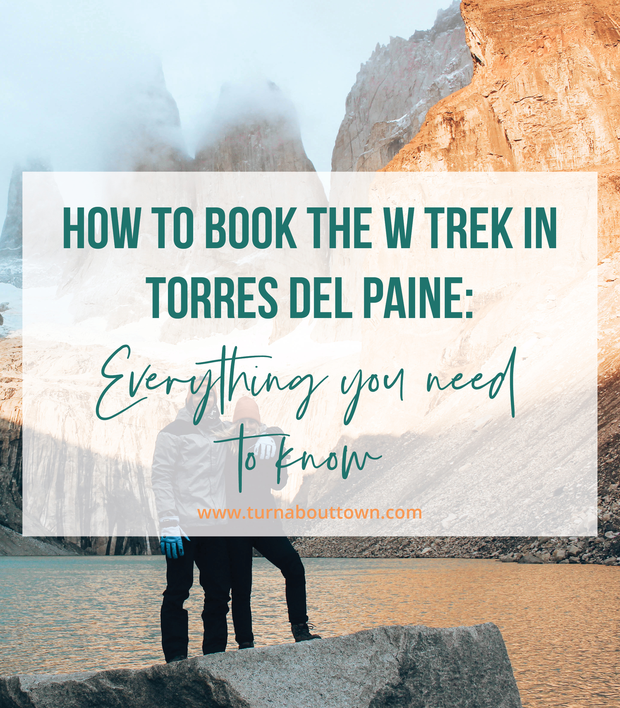 How to Book the W Trek