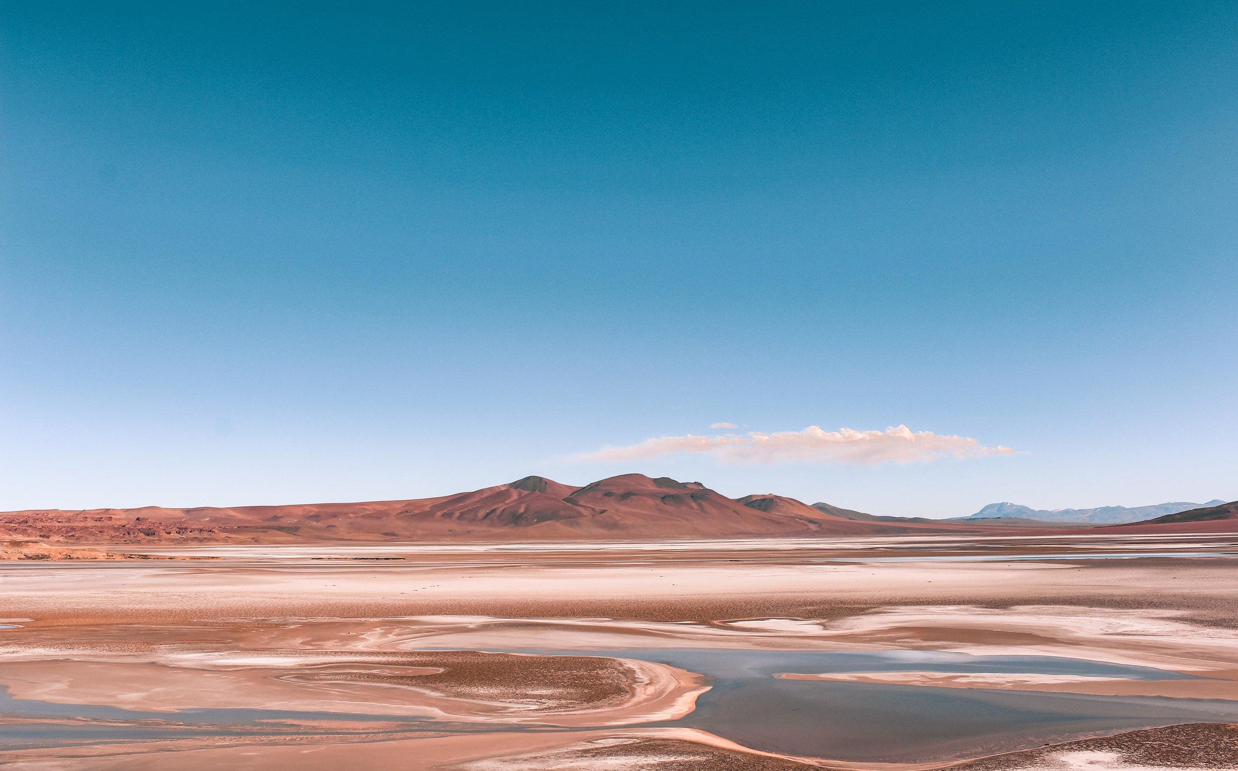 San Pedro De Atacama view