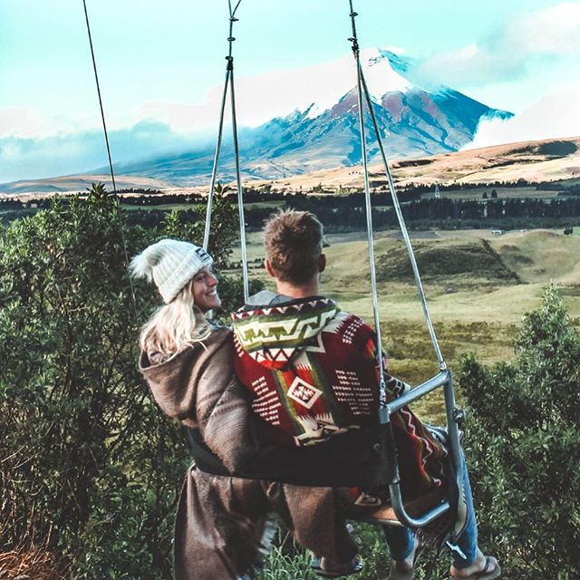 """🌋 COTOPAXI 🌋  Our 3-day """"WiFi-less"""" experience in the mountains has been nothing short of amazing! From hiking and climbing up waterfalls, to relaxing by the fire at night with the 5 furry doggo's, it certainly has been a memorable time here in Cotopaxi. 📸 Oh yeah, I suppose we should also mention, these were all edited with our newest Lightroom Preset pack (not including the animation, obvs). So buy it in our bio and get COOL PICS! . . #ecuador #southamericatravel #southamerica #discoversouthamerica #experiencesouthamerica #ig_ecuador #speechlessplaces #cotopaxi #instagood #waterfall #wondermore #backpacking #lightroompresets #allyouneedisecuador #secretgarden #secretgardencotopaxi #cotopaxi #visitsouthamerica #southamericatrip #incredibleplaces #adventuretravel #discoverecuador #travelcouples #photoshop #lightroomedits #travelphotography"""